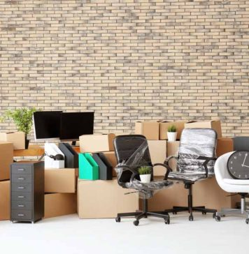 move an office